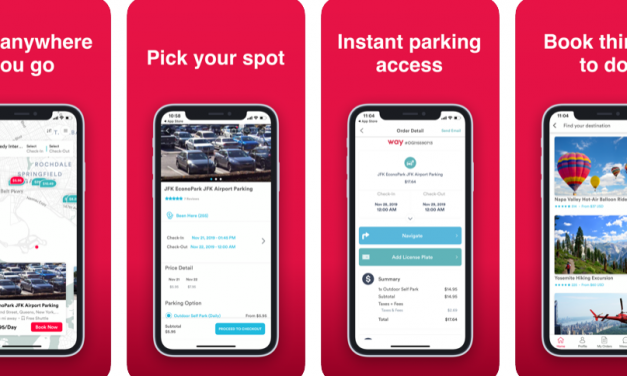 Find Parking Lots from the Comfort of Your Home Just By Using Way