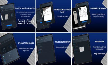 Alpha Fax – Scan & Send Faxes