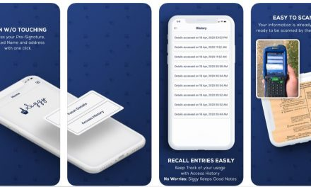 SIGGY- CONTACTLESS MAIL SIGN