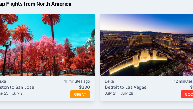 Book Flights for a Fairer Price with Cheep