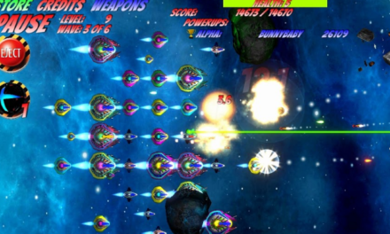 Space D-Fense – Test Your Defending Skills with the Arcade Shooting Game