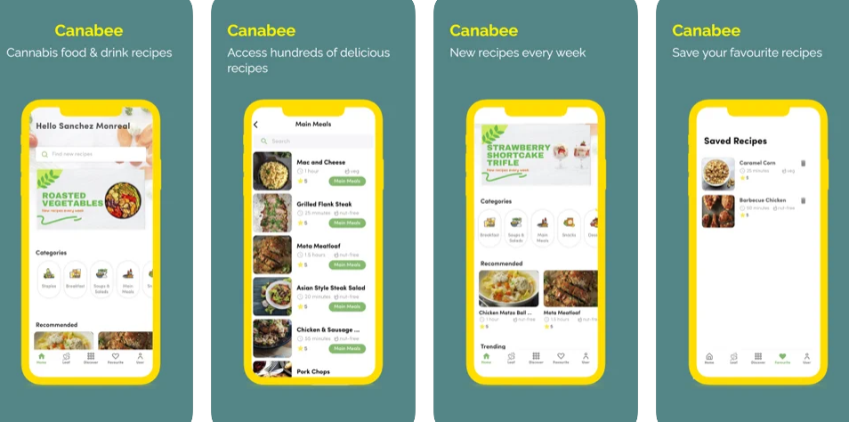Satiate Your Thirst for Different Recipes with Canabee