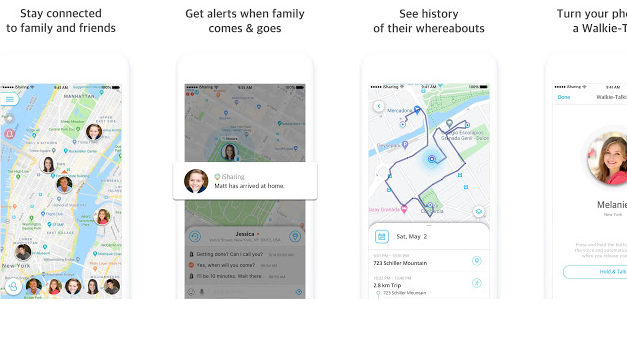 iSharing – The Ultimate Location Tracker For Your Family