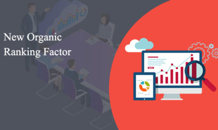 New Organic Ranking Factor coming soon