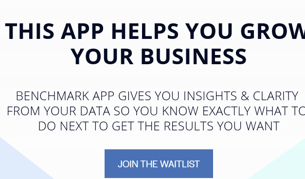 Grow Your Business with Benchmark