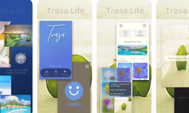 Trasa – The Complete App for Your Meditation, Mindfulness and Relaxation