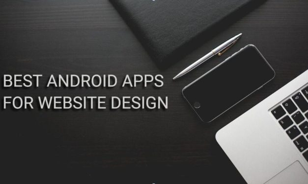 The Best Android Apps for Web Design