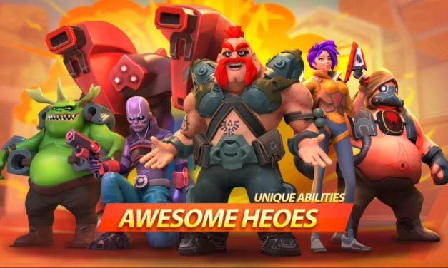 Mad Heroes – Frag Hero Shooter