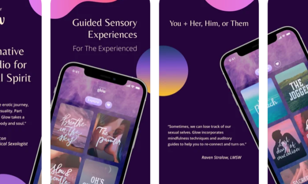 Guided by Glow's erotic audio sessions help ignite your passion and sexuality