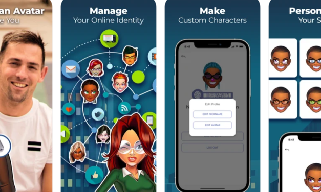 Create & customize avatars to share your identity securely with Liquid Avatar