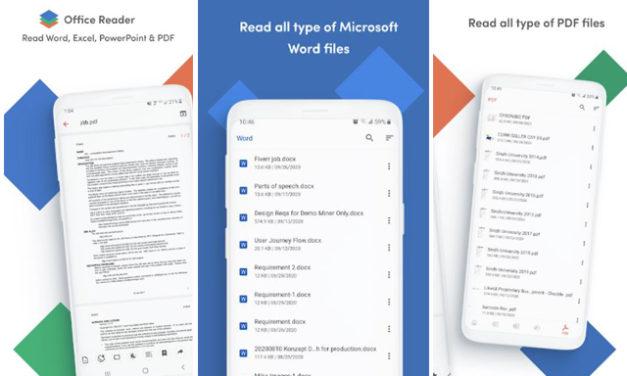 Office Reader – Word, Excel, PowerPoint & PDF