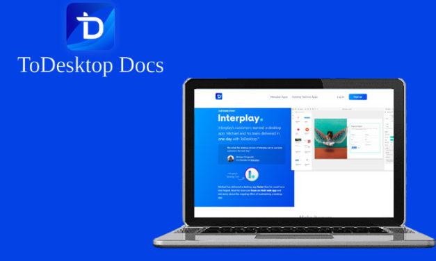 ToDesktop