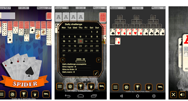 SOLITAIRE 9 GAMES- A NEW BIRTH OF THE OLD CLASSIC GAME!