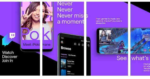 Twitch Mobile App REVIEW