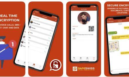 SafeSwiss® – Secure Encrypted Messenger