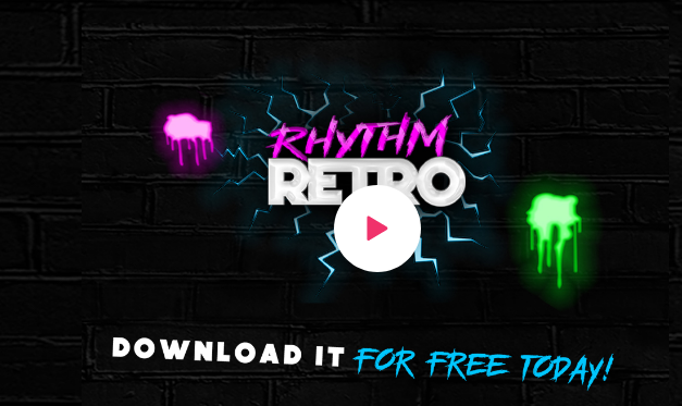 Rhythm Retro – The Fun-packed, Funky Music Game